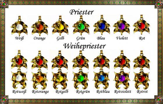 Priester - Anhänger